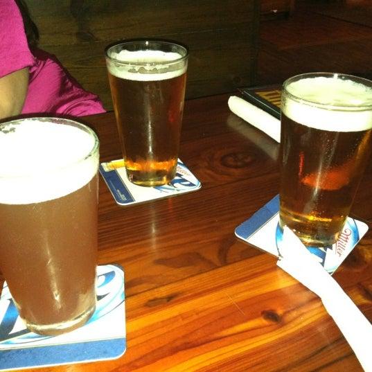 Photo taken at Miller's Boca Ale House by Lindsey K. on 11/22/2012