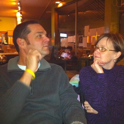 Photo taken at Rivertown Coffee by Eric W. on 12/31/2010