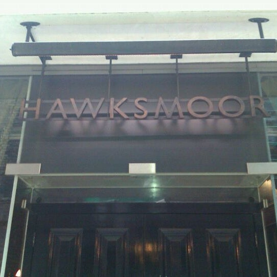Photo taken at Hawksmoor Seven Dials by Derryck B. on 8/26/2011