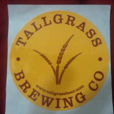 Photo taken at Tallgrass Brewing Co by Sean M. on 11/27/2011