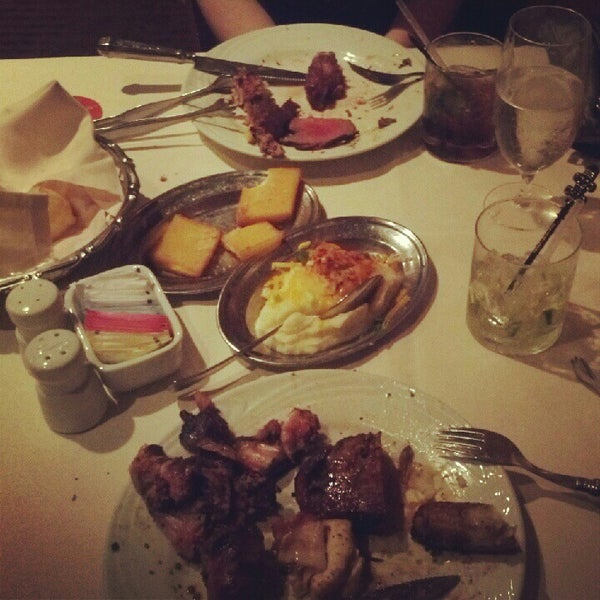 Photo taken at Fogo de Chão Churrascaria by Fred L. on 6/23/2012