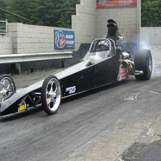 Photo taken at Atco Raceway by Marty on 8/4/2012