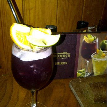 Photo taken at Outback Steakhouse by Martha on 7/22/2012