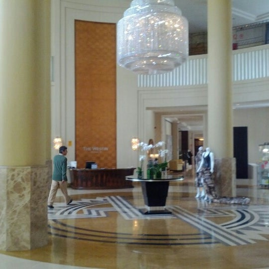 Photo taken at The Westin Valencia by HHM on 8/18/2012