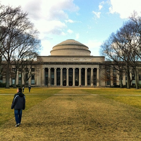 Photo taken at Massachusetts Institute of Technology (MIT) by Alexandre A. on 3/10/2012