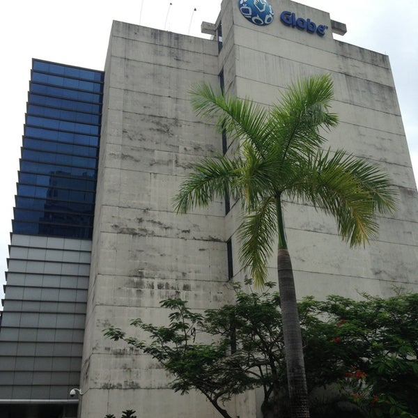 Photo taken at Globe Telecom IT Plaza by John👽 L. on 6/18/2013