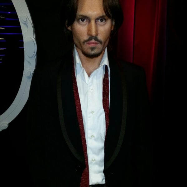 Photo taken at Madame Tussauds by FDarya on 3/7/2014