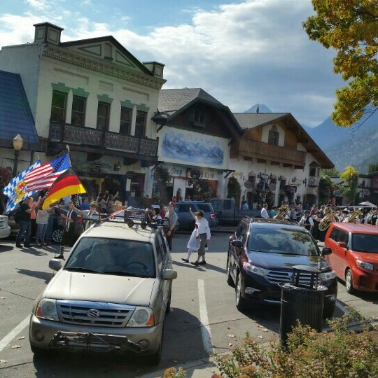 Photo taken at Town of Leavenworth by Fraser S. on 10/3/2015