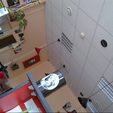 Photo taken at Frizetava.com - skaistuma studija, solārijs un kafejnīca by Coza N. on 4/2/2013