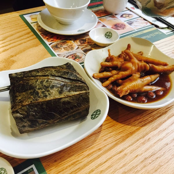 Photo taken at Tim Ho Wan by Catherine H. on 1/14/2017