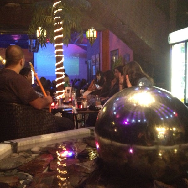 Basrah Lounge Shisha at Basrah Shisa Lounge by