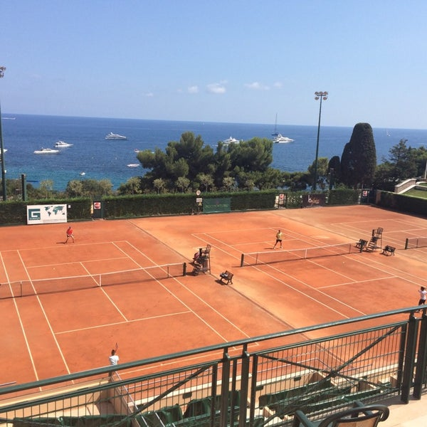 Photo taken at Monte-Carlo Country Club by Clement L. on 8/3/2014