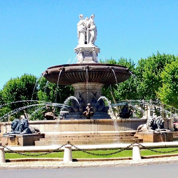 La Rotonde Tanneurs Aix En Provence Paca