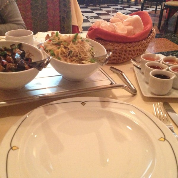 "Photo taken at Ресторан ""Чопстикс"" / Chopsticks Restaurant by Элла Б. on 1/19/2013"