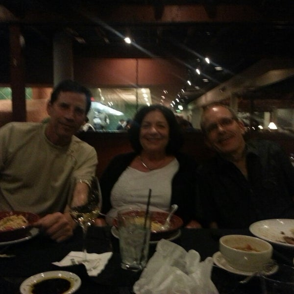 Photo taken at Carrabba's Italian Grill by Pat S. on 2/19/2014