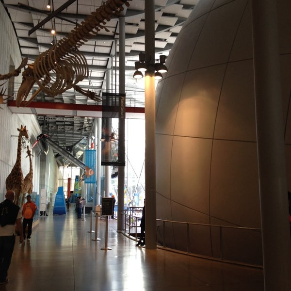 Photo taken at Morrison Planetarium by Natalie on 9/26/2013