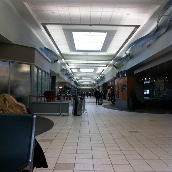 Photo taken at Saskatoon John G. Diefenbaker International Airport (YXE) by Russ E. on 1/19/2013