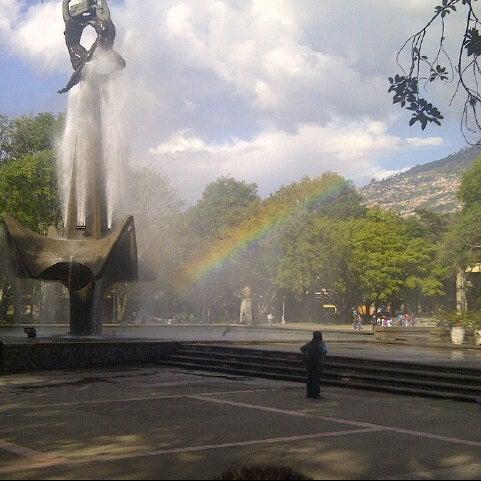 Photo taken at Universidad de Antioquia by Omar Andrés S. on 11/5/2012