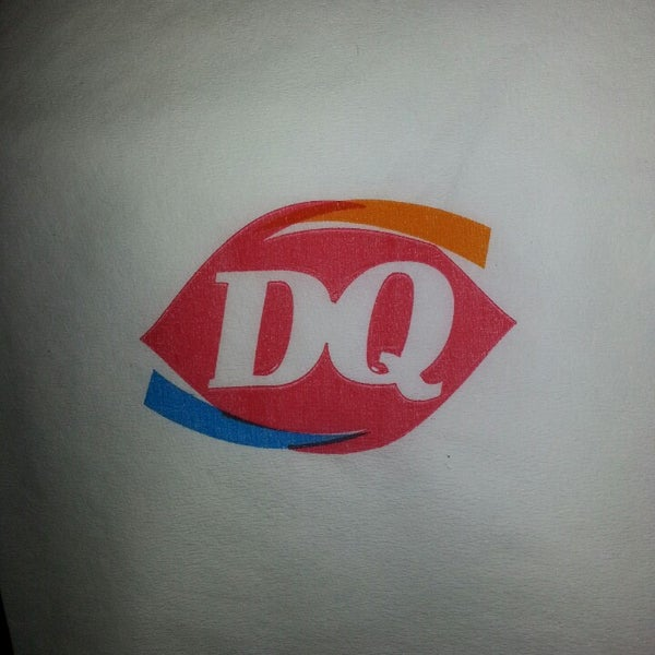 Photo taken at Dairy Queen | ديري كوين by Ali A. on 2/28/2013