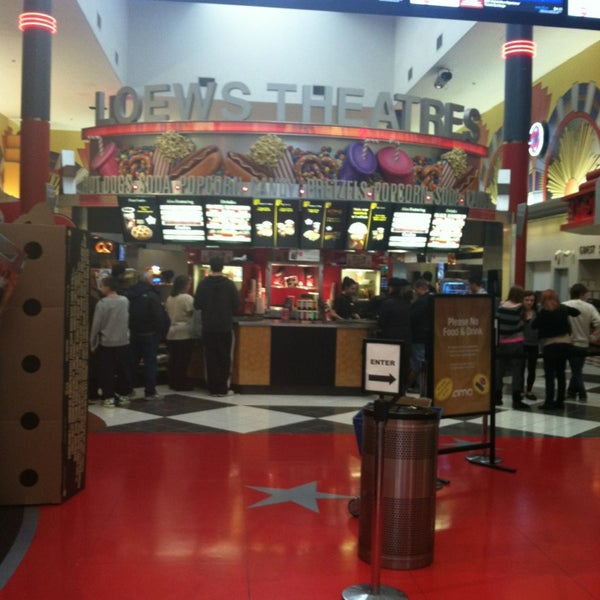 Photo taken at AMC Loews Palisades Center 21 by Cheryl D. on 1/5/2013