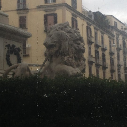 Photo taken at Piazza dei Martiri by Norberto G. on 1/2/2013