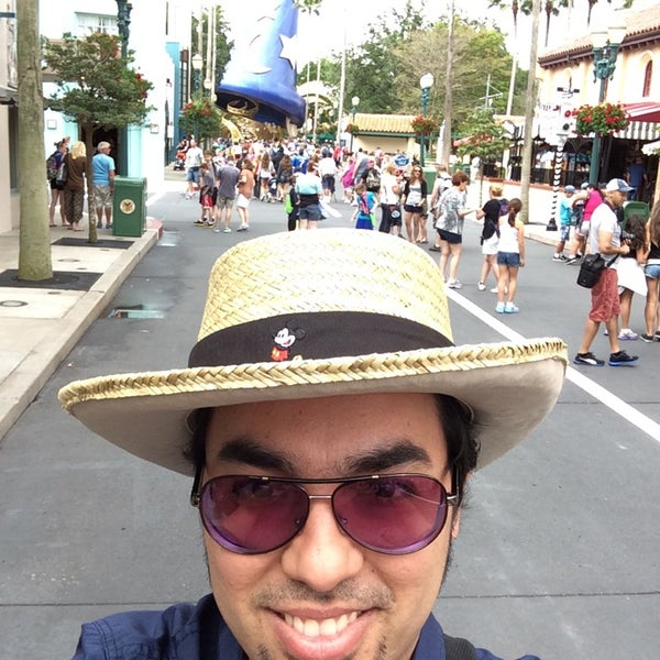 Photo taken at Disney's Hollywood Studios by Mohammed T. on 4/19/2014