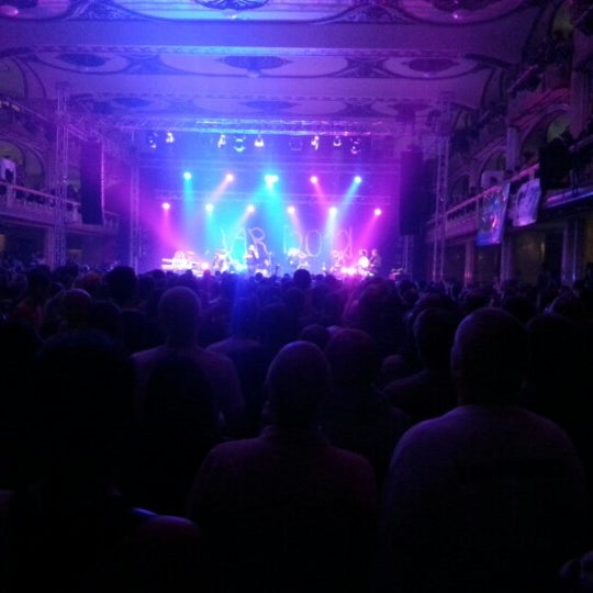 Photo taken at Palác Lucerna by Kačka L. on 11/17/2012