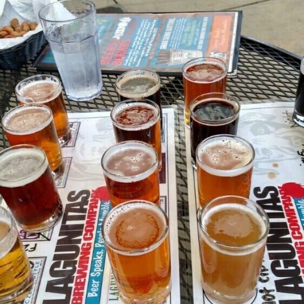 Photo taken at Lagunitas Brewing Company by Kristie L. on 11/15/2014