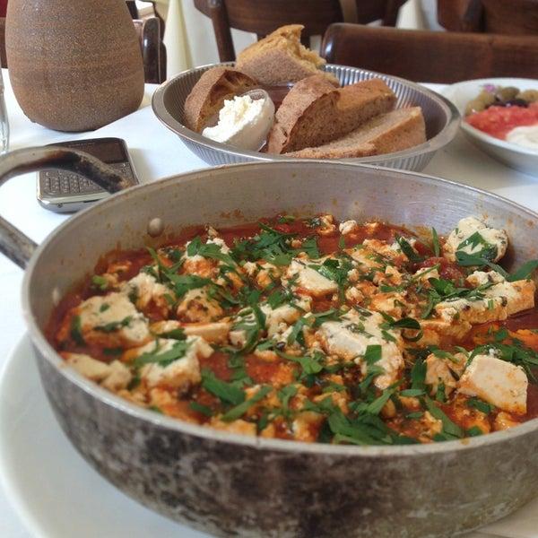 Orna and Ella (אורנה ואלה) - Restaurant in Lev HaIr Tzafon