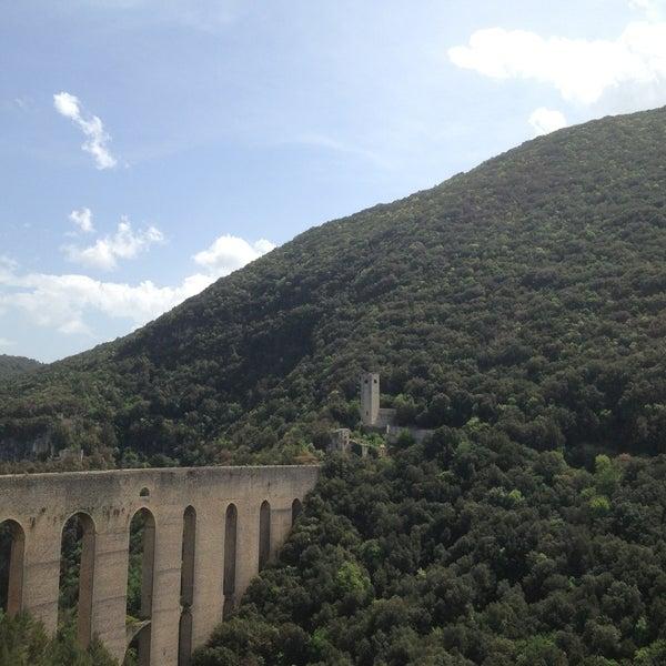 Photo taken at Ponte Delle Torri by Peraux B. on 5/4/2013