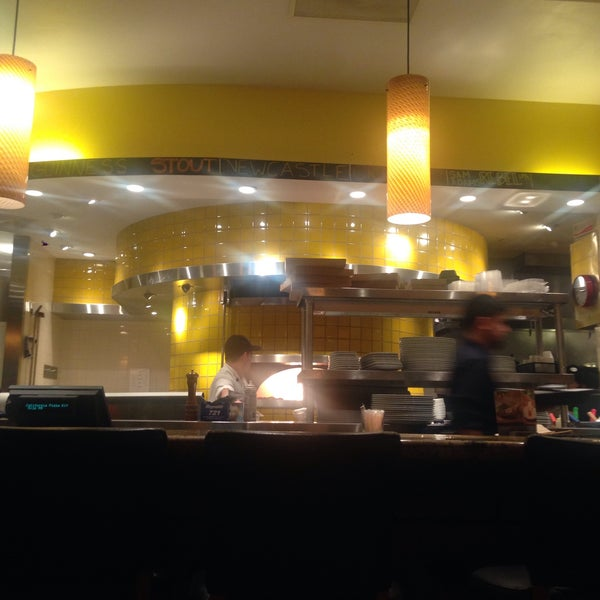 Photo taken at California Pizza Kitchen at Prudential by Mashael A. on 5/15/2016