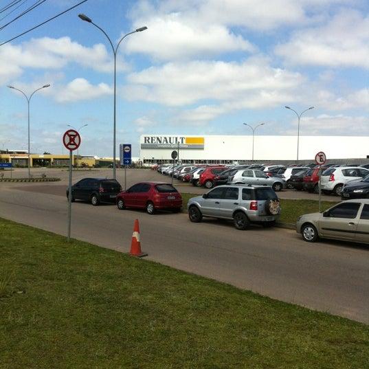 Photo taken at Renault do Brasil by Fabio B. on 10/8/2012