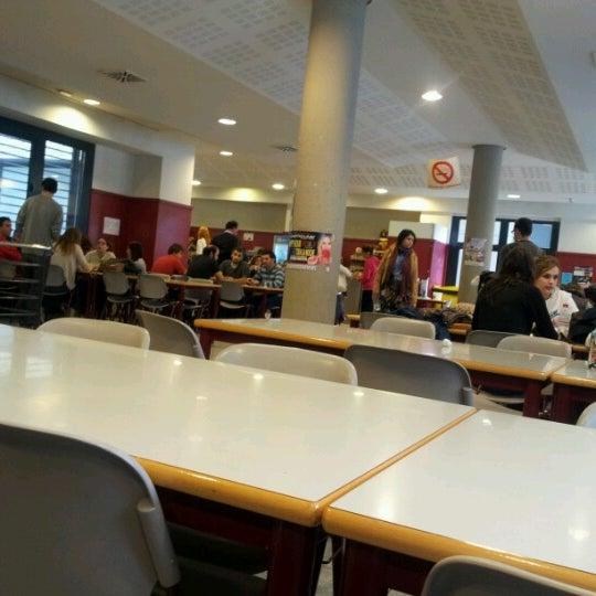 Photo taken at Universitat Jaume I (UJI) by Alicia J. on 11/21/2012