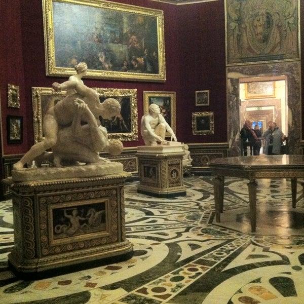 Photo taken at Uffizi Gallery by Twins S. on 1/20/2013
