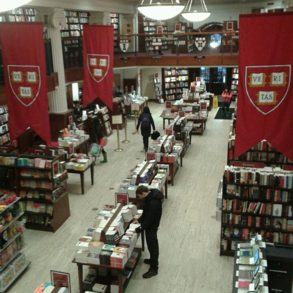 Photo taken at Harvard Coop Society Bookstore by Cheok W. on 3/7/2013