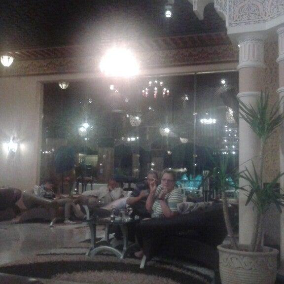 Photo taken at Albatros Palace Resort & Spa by Павел М. on 2/22/2015