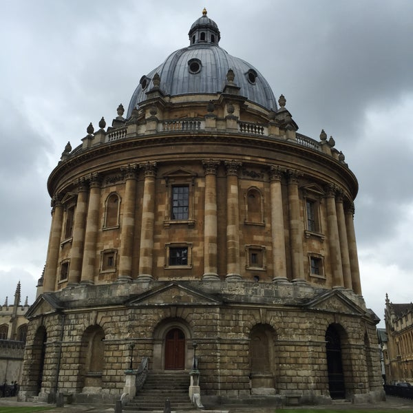 Photo taken at Radcliffe Camera by Alvin T. on 6/20/2015