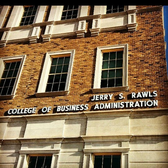 Photo taken at TTU - Rawls College of Business by Man_Used👽👾👽 on 10/15/2013
