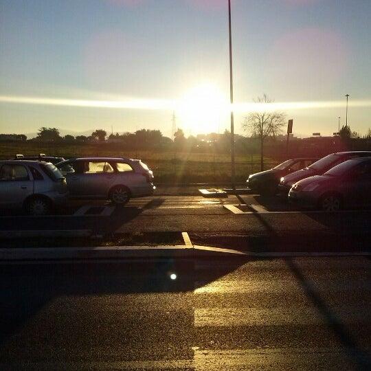 Foto scattata a Terminal Bus Anagnina da Soggetti d. il 12/11/2012