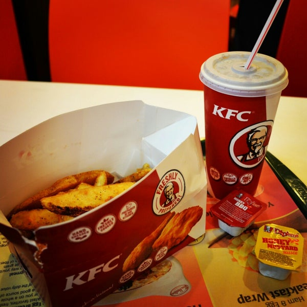 Photo taken at KFC by Marco M. on 5/18/2013