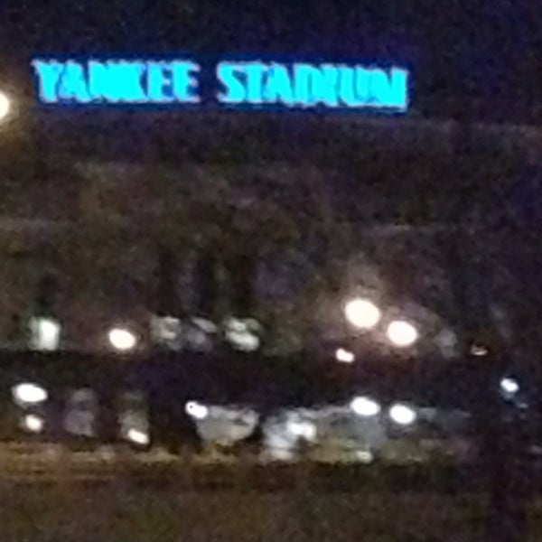 Photo taken at Yankee Stadium by Blade R. on 3/14/2014