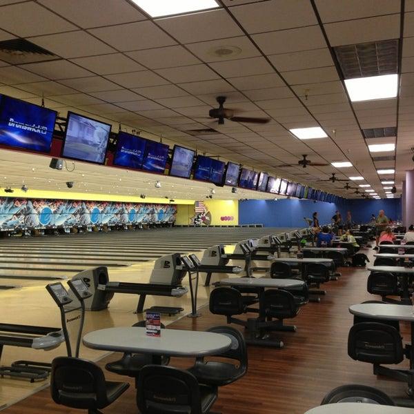 Brunswick Zone Tri-City Bowl