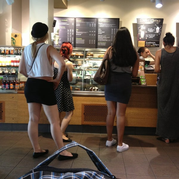 Photo taken at Starbucks by Margo S. on 8/2/2013