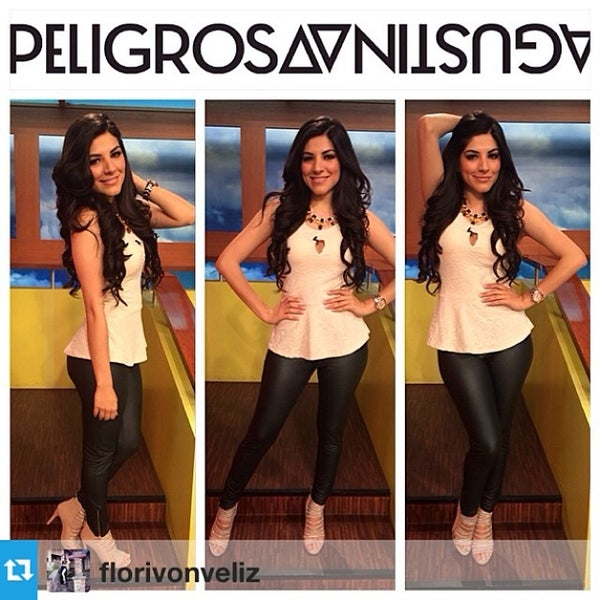 Photo taken at Multimedios Televisión by Peligrosa Agustina on 3/25/2014