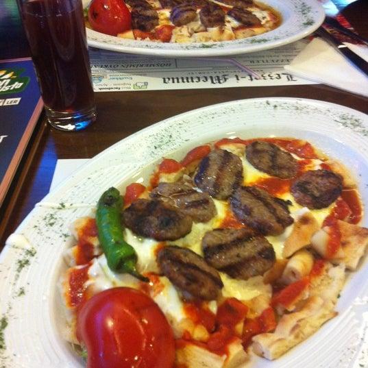 Photo taken at Ayten Usta Gurme by Begüm O. on 12/11/2012