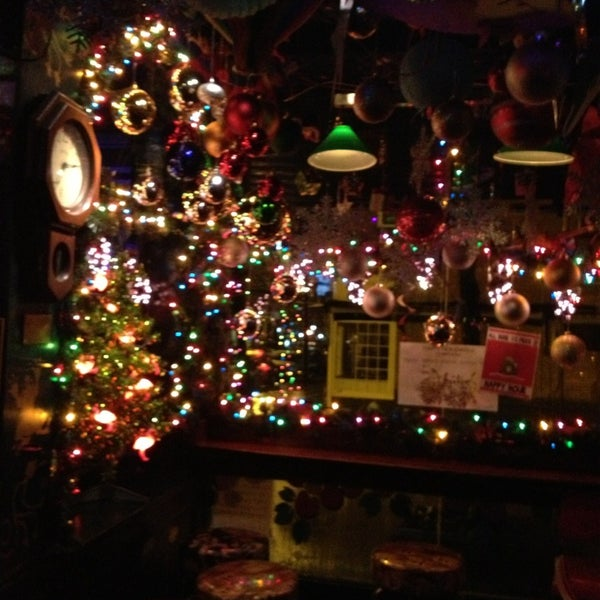 Photo taken at The Cubbyhole Bar by Jackie L. on 12/18/2012
