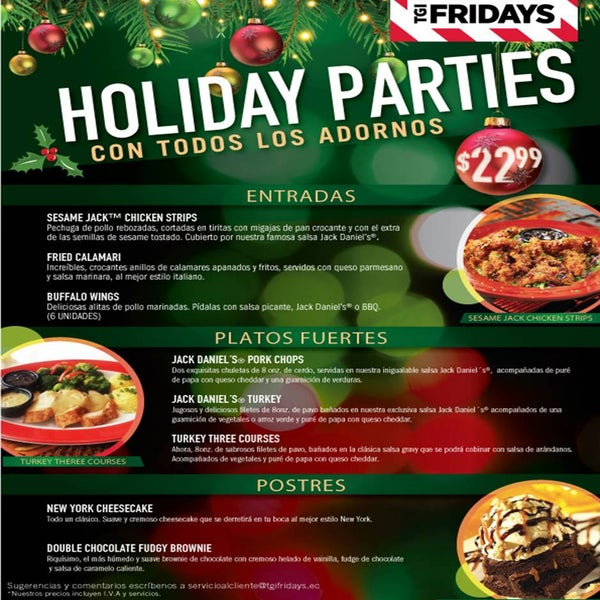 Photo taken at TGI Friday's by T.G.I. Friday's Ecuador on 12/12/2013