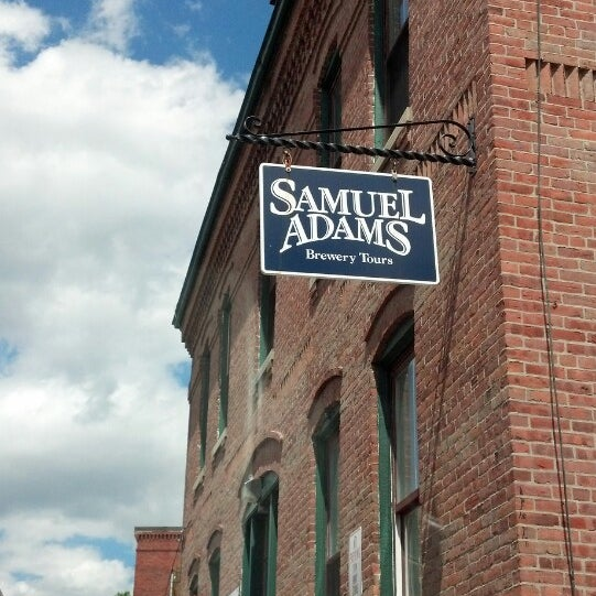 Photo taken at Samuel Adams Brewery by Anthony J. on 6/9/2013