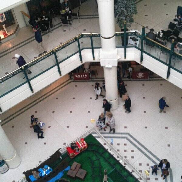 Photo taken at intu Bromley by Yasemin D. on 4/14/2013