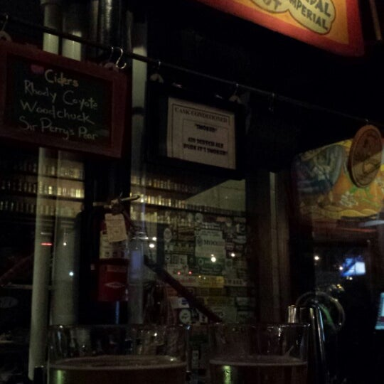 Photo taken at Trinity Brewhouse by Greta G. on 3/29/2014